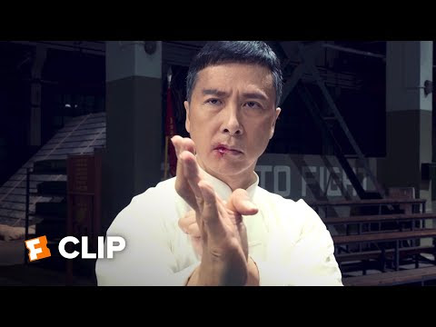 Ip Man 4: The Finale Exclusive Movie Clip - Marine Fight (2020) | FandangoNOW Extras