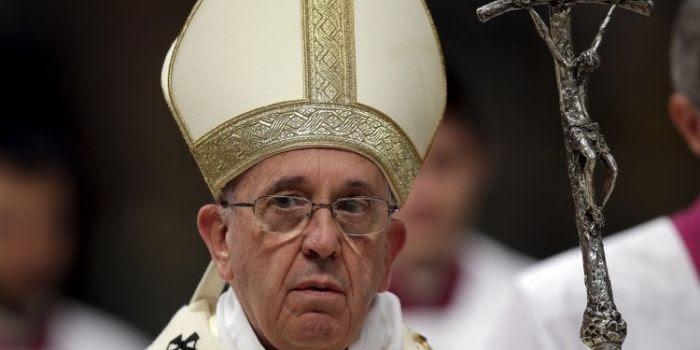 Papa Francesco avverte i ricchi e i potenti che saranno giudicati da Dio