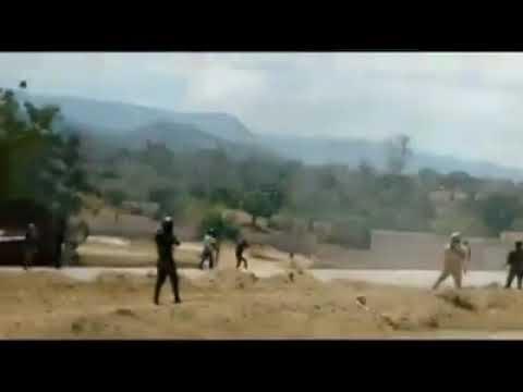 Ver video del Enfrentamiento entre Haitianos y Domicanos