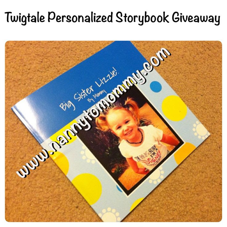 Twigtale Personalized Storybook Review and Giveaway