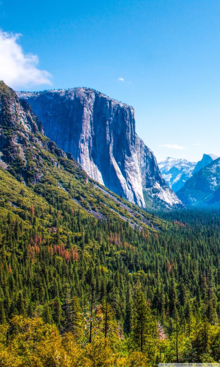 Yosemite Valley Wallpaper Wallpapers Abstract