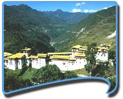 Tongsa, Tourist Attractions in Bhutan