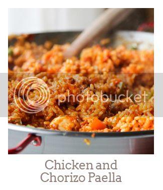 """""""Chicken and Chorizo Paella"""""""