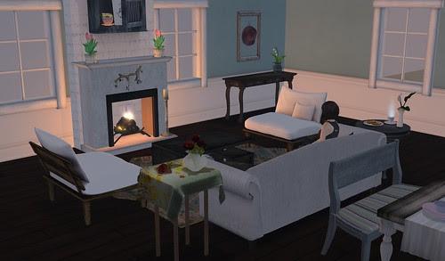 The Paesano House (Living Area 2)