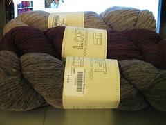 Brooklyn Tweed Loft yarn