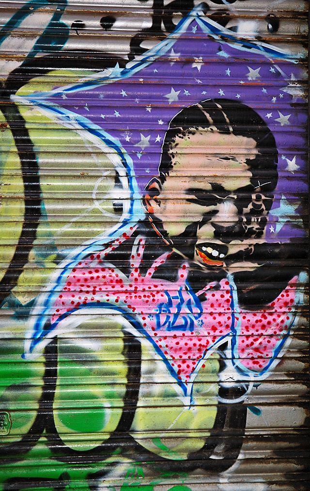 Graffiti from Barcelona, Spain [enlarge]