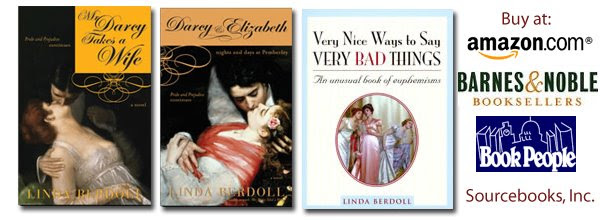Linda's Books and where to buy them: