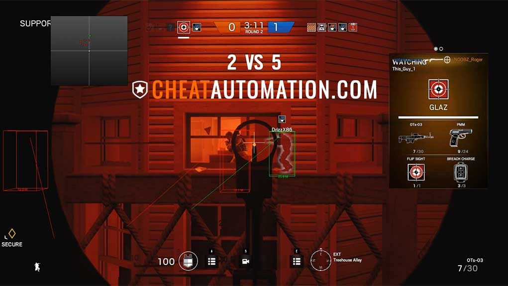 Rainbow Six Siege Hack - Content - CheatAutomation - Hacks ... - 1021 x 574 jpeg 52kB