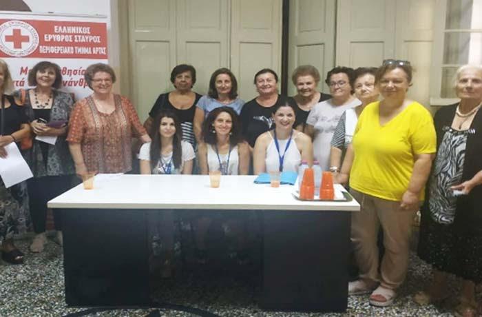 Άρτα: Ενημερωτική συνάντηση με θέμα την αρτηριακή υπέρταση