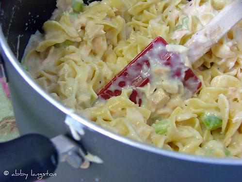 Tuna Casserole From Scratch
