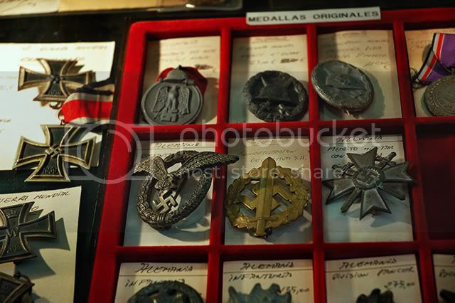 German War Medals, Collecting a Horrible Past [enlarge]