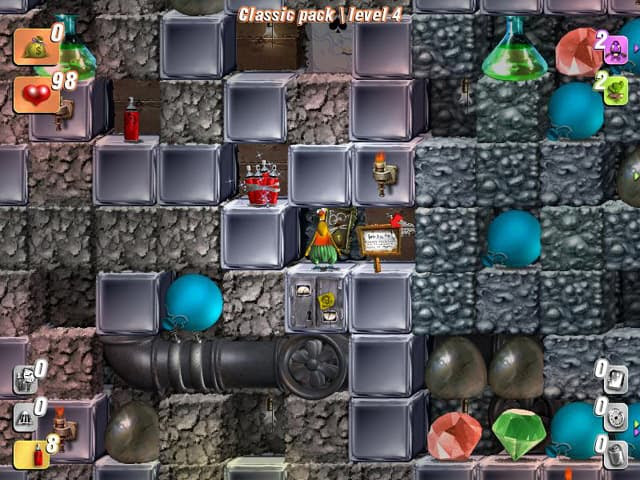 Beetle Bug Free PC Game Screenshot