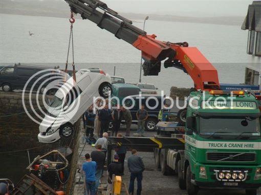 Penyelamatan Mobil yang Gagal