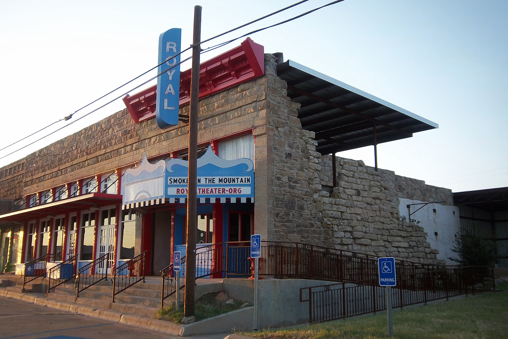 The Last Picture Show Film Locations