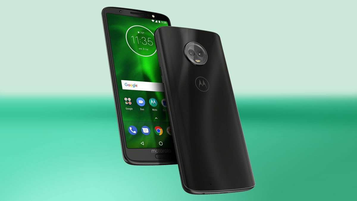 Infoniworld: Moto G6 review