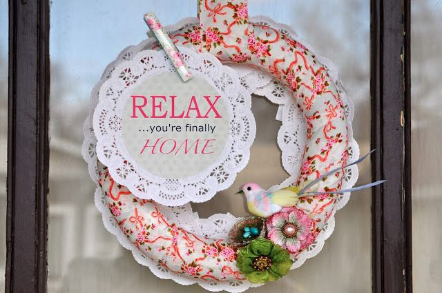Hope In Every Season: Springtime Blessing Wreath