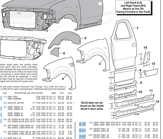 1998 Ford F 150 Parts Diagram Wiring Diagrams Right River A Right River A Mumblestudio It