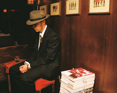 Jeff T. Johnson interviewed by Kate Greenstreet The Record Room