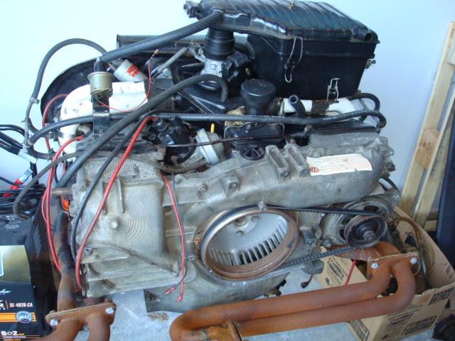 914worldcom 1975 Porsche 914 20l Engine Includes Fuel