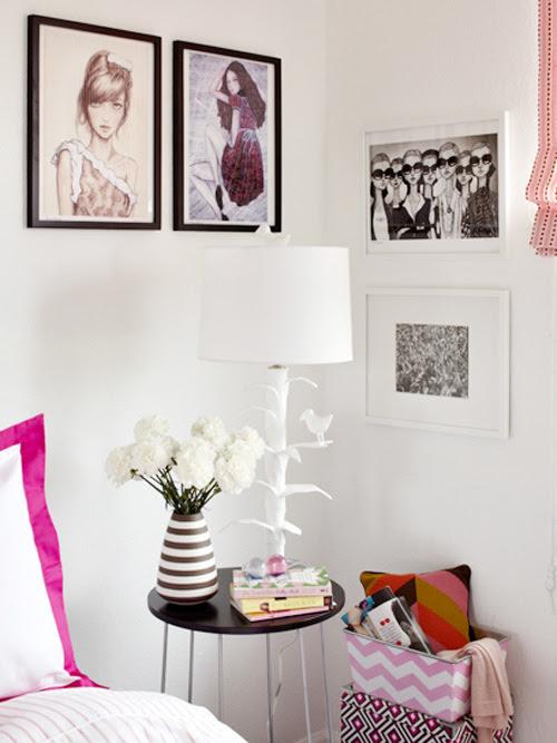 Modern Girl Bedroom Design Inspiration - DigsDigs