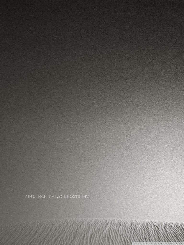 Nine Inch Nails Ghosts I Iv Album Ultra Hd Desktop Background