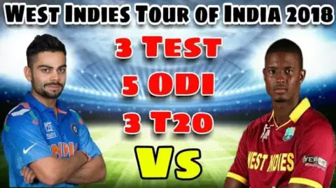 ODI, T-20 and Test Series announcement between India and West Indies, See potential team
