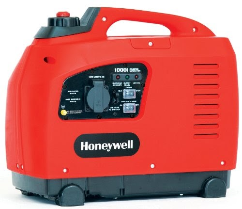 Diesel Generator Portable: Honeywell HW1000i 1,000 Watt