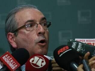 Eduardo Cunha é impopular, diz Ibope