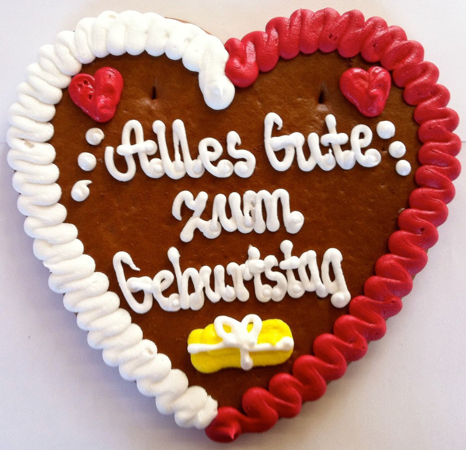 New Happy Belated Birthday Wishes In German   Top colection for