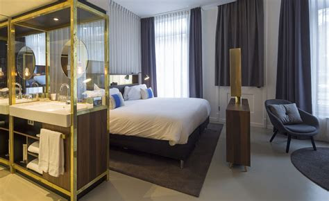 ink hotel review amsterdam netherlands wallpaper
