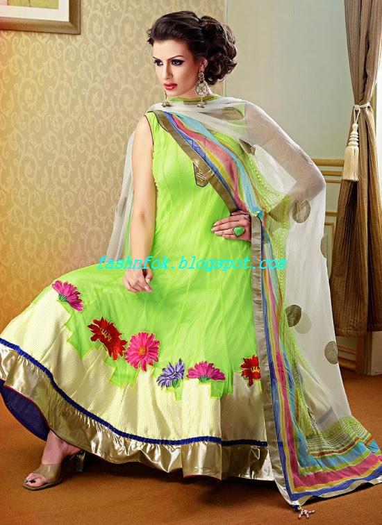 Beautiful-Gorgeous-Anarkali-Bridal-Wedding-Frock-New-Fashion-Trend-for-Cute-Girls-2013-14-5