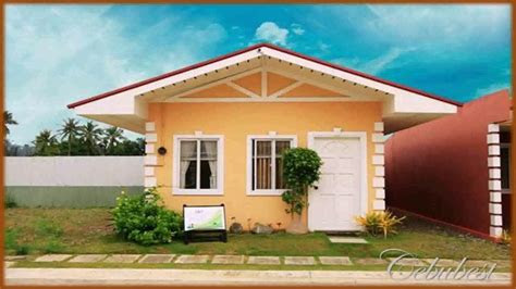 simple style  house   philippines youtube
