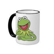 Muppets Kermit Smiling Disney Mugs