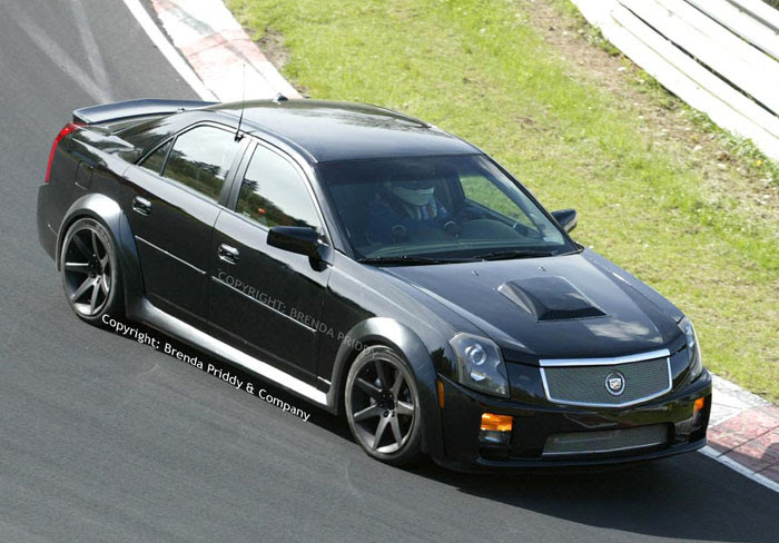 2005 Cadillac CTS-V Pictures/Photos Gallery - Green Car ...