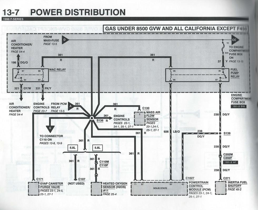 Fuel System Wiring Gary S Garagemahal The Bullnose Bible