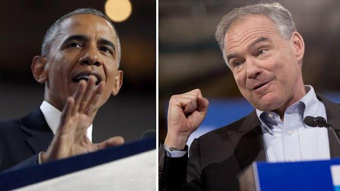 TREND ESSENCE: Obama, Kaine warn Democrats not to get cocky about election