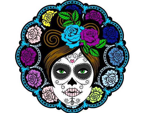 Dibujo De Caladera Mexicana Pintado Por Falos En Dibujosnet El Día