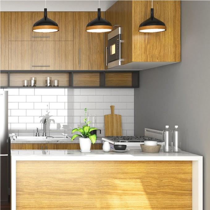 Kabinet Dapur Aluminium 2019 | Ide Rumah Minimalis