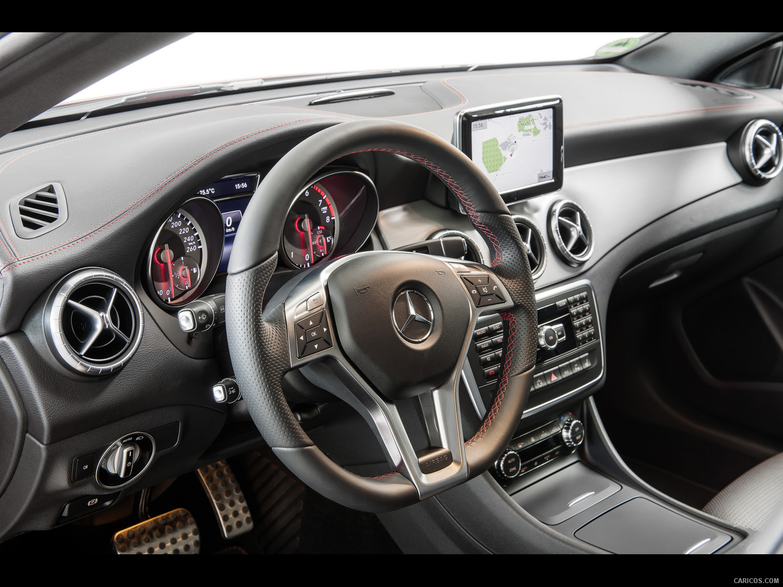 2013 Mercedes-Benz CLA 45 AMG Racing Series Concept - Interior | Wallpaper #18 | 1600x1200