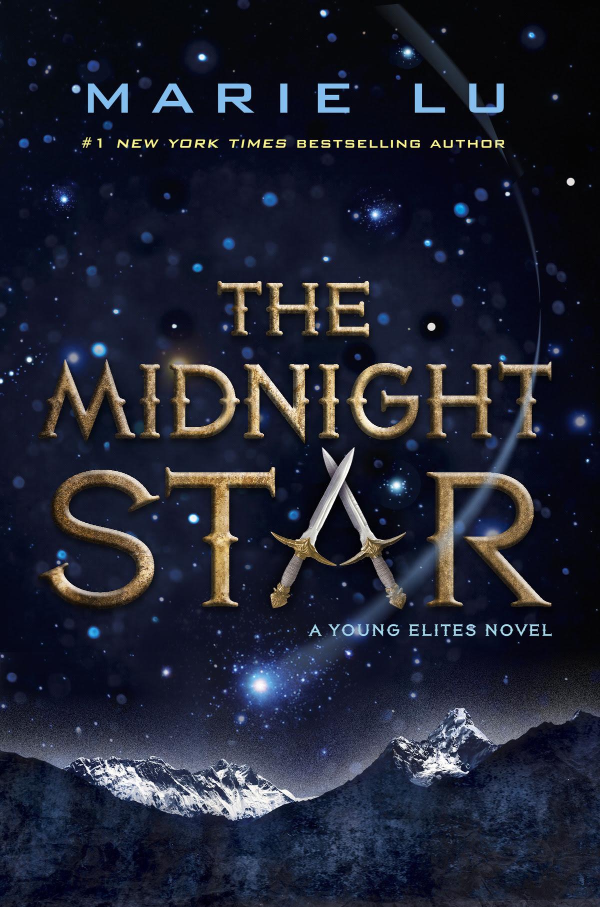 Resultado de imagen para the midnight star cover