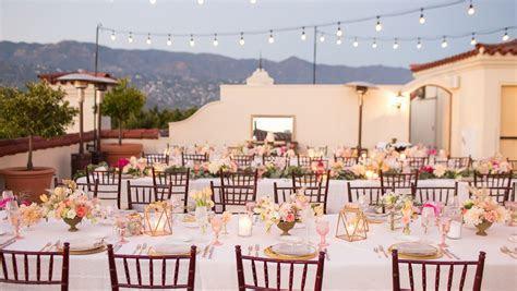 Santa Barbara Wedding Venues   Kimpton Canary Hotel