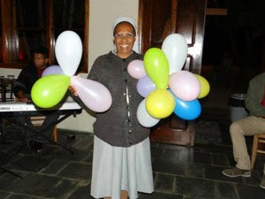 Freira morta a facadas em Guará. (Foto: Divulgação/Arquidiocese de Guaratinguetá)