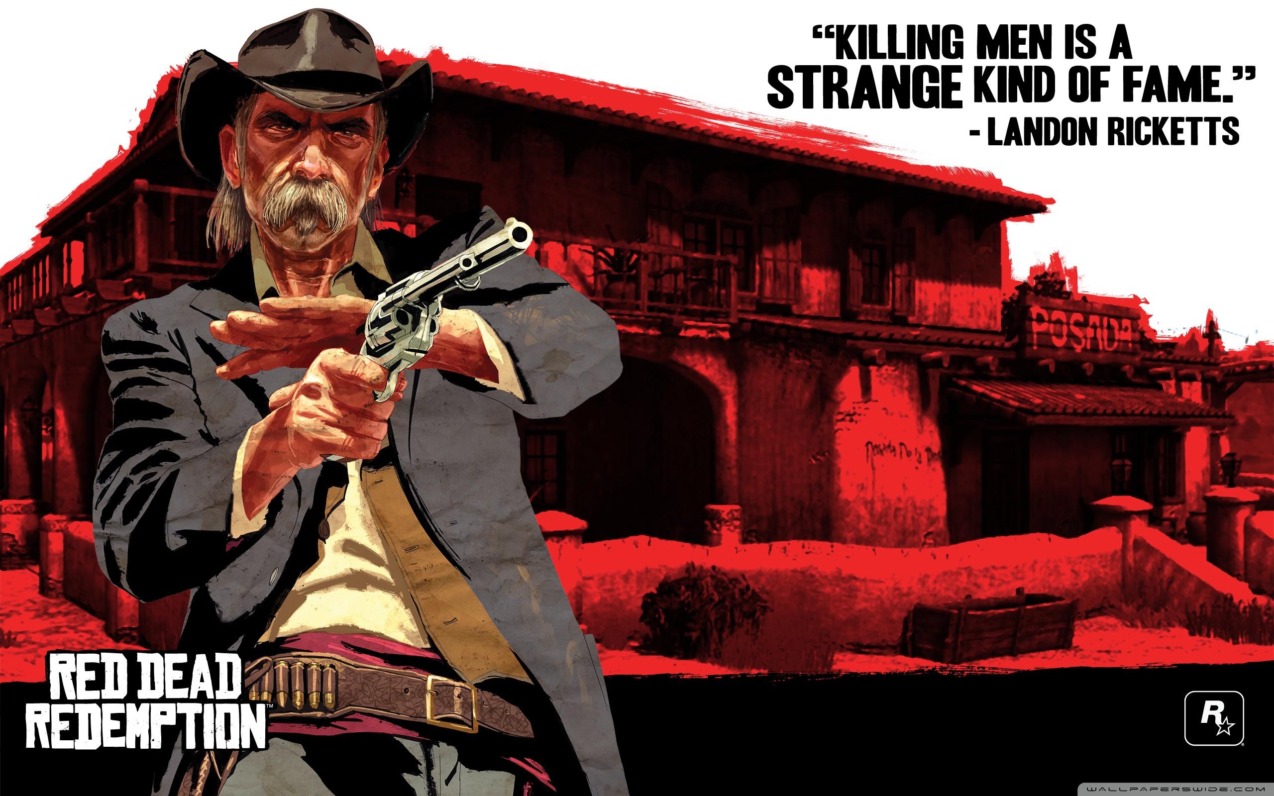 Red Dead Redemption Wallpaper 2560x1600 79062