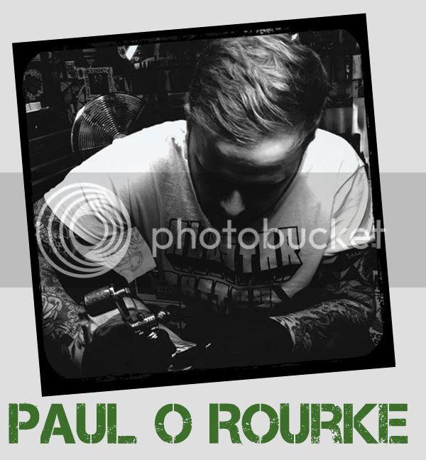 Paul O Rourke