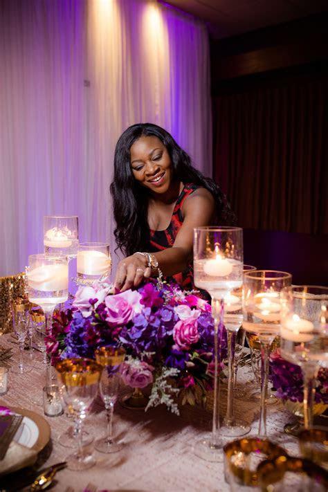 Luxury Nigerian American Planner Akeshi Akinseye of Kesh