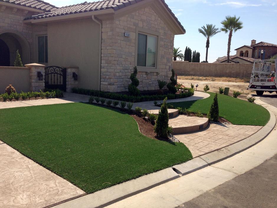 Fake Grass Quincy California Gardeners Front Yard Landscape Ideas