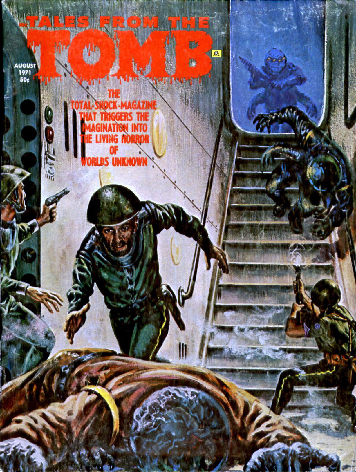 Tales from the Tomb - Vol. 3 #4 (Eerie Publications, 1971)