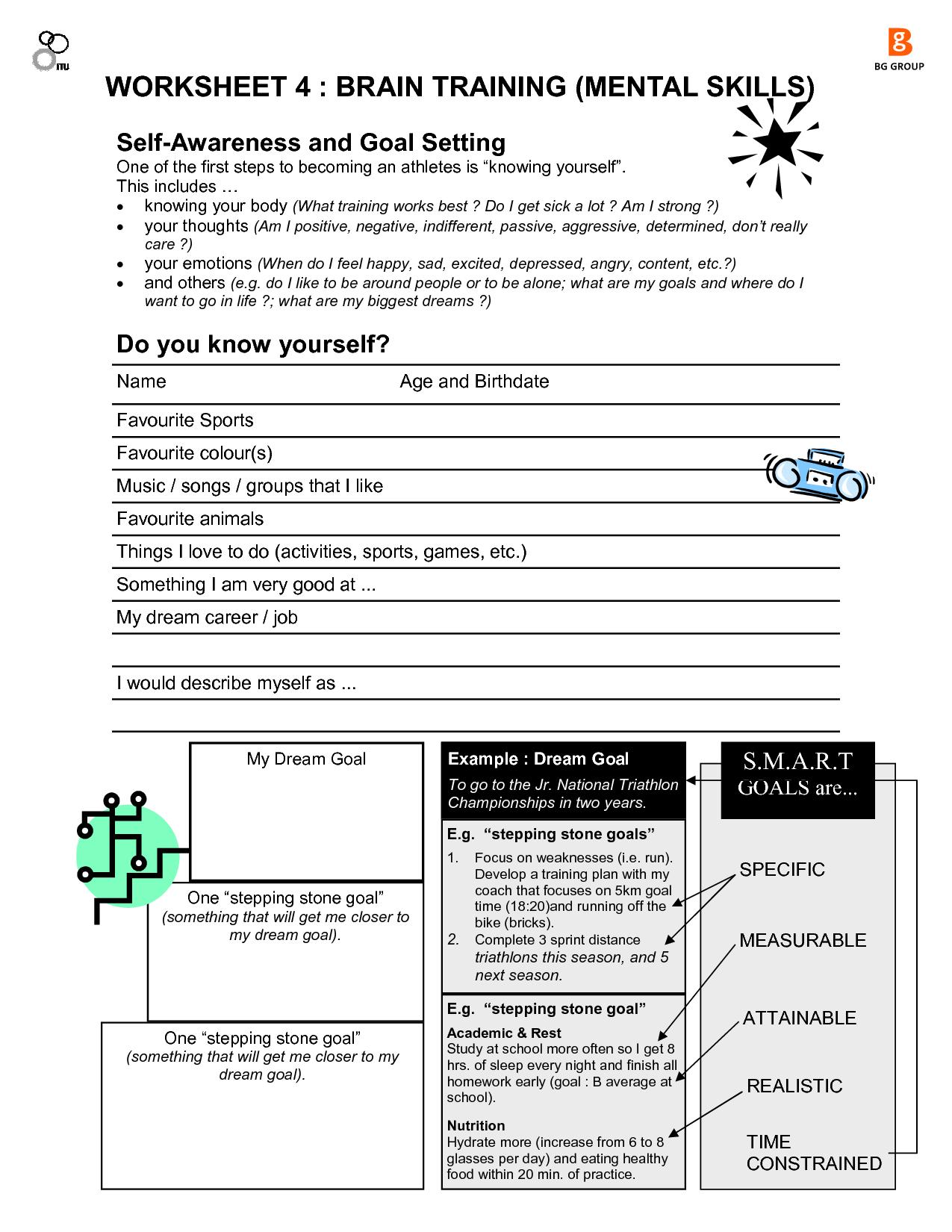 18 Best Images of Job-Skills Worksheets Free Printable ...