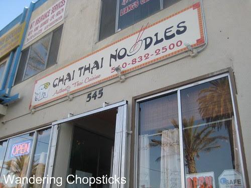 1 Chai Thai Noodles - Oakland 1