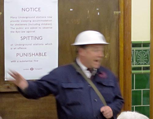 Warden explains rules